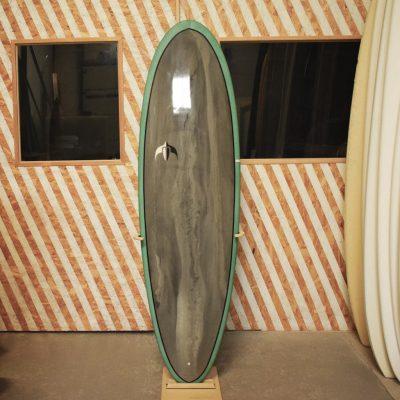 Minvielle Surfboard – Compressor 6'5