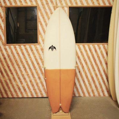Minvielle Surfboard – Fish Twin 5'10